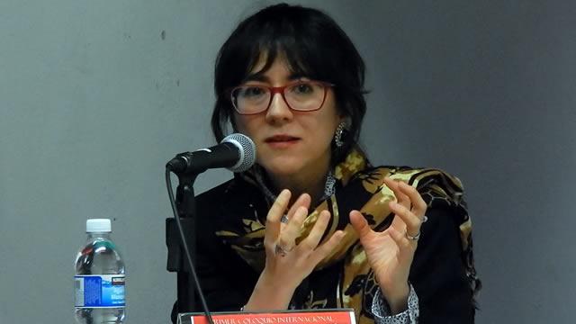 María Cristina Manzano Munguía