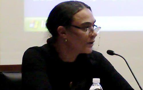 Dra. María Bertely Busquets