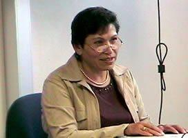 Dra. Rosa María Martínez Medrano