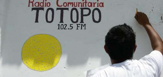 Radio comunitaria Totopo